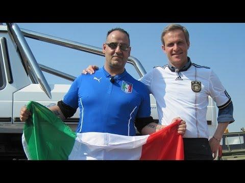 Das Asphaltduell: Deutschland vs. Italien - GRIP - Folge 278- RTL2