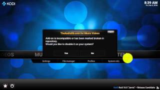kodi windows 10 installeren plus navi x en retrospect