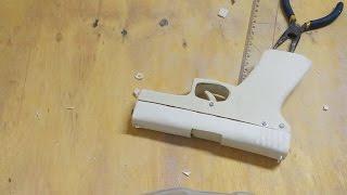 Glock feita de Pvc (Tutorial completo)