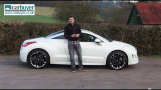 Peugeot RCZ coupe review CarBuyer