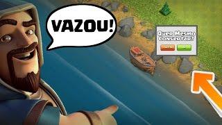 VAZOU!! TODA NOVA ATUALIZAÇÃO DO CLASH OF CLANS! NOVA DATA, NOVO MODO DE JOGO E MUITO MAIS!