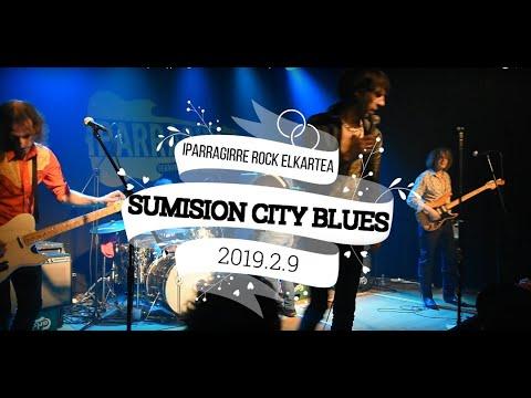 SUMISIÓN CITY BLUES Lehendakari izendapena (Iparragirre-Gernika 2019.02.09)