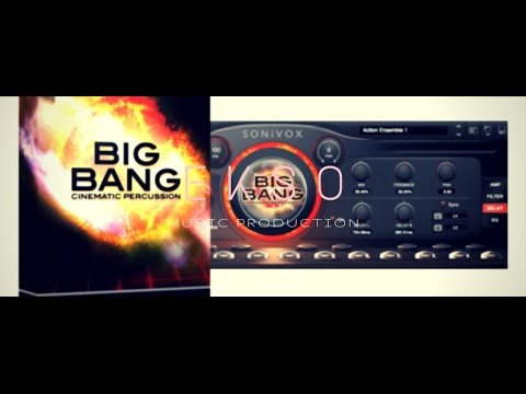 Sonivox Big Bang Cinematic Drums | Review