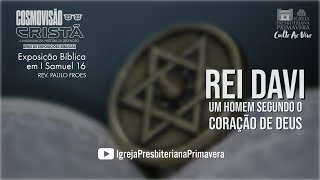 CULTO | 02/05/2021, às 18 horas | IPBPVA - Presencial e Online