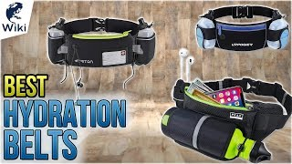 10 Best Hydration Belts 2018
