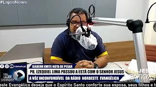 PASSOU  AESTÁ COM O SENHOR JESUS O PB. EZEQUIL LIMA screenshot 1