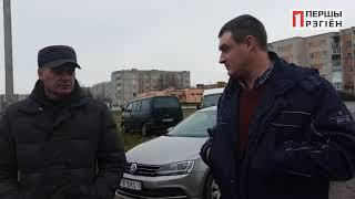 В Дрогичине строят дорогу 11 декабря 2019