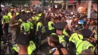 "Rebelutionary_Z  LIVE - Boston ""Free Speech Rally"" #3"
