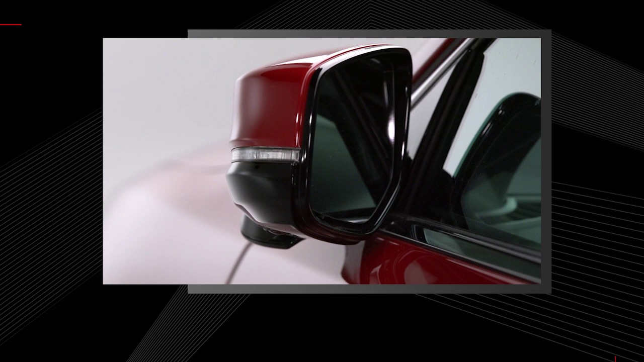 Acura Tlx Folding Mirrors Youtube