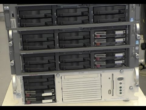 Back In Time - HP Servers All Generations 1-9 (PWJ89)