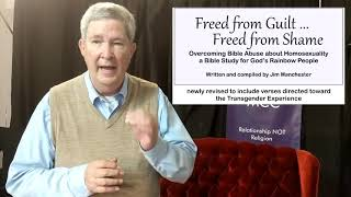"Introducing the Online ""Freed from Guilt ... Freed from Shame"" Bible Study"