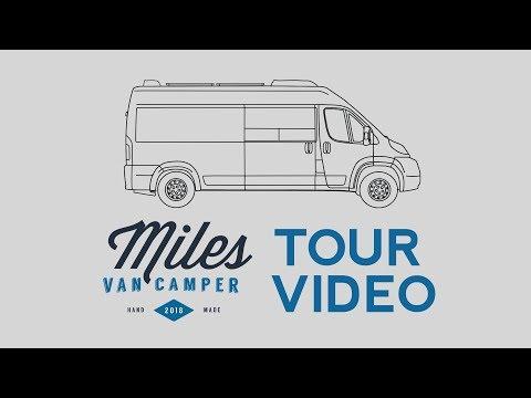 WATCH: RAM Promaster 2500 Camper Van Conversion Done Proper