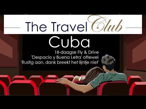 Cuba: 18-daagse Fly & Drive Cuba 'Despacio y Buena Letra'