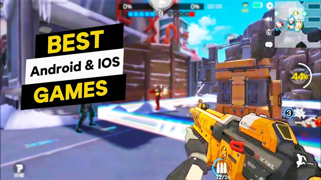 Top 10 Best Android Ios Games Of 2019 High Graphics