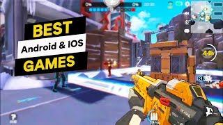 Top 10 Best Android & Ios Games Of 2019! [high Graphics]