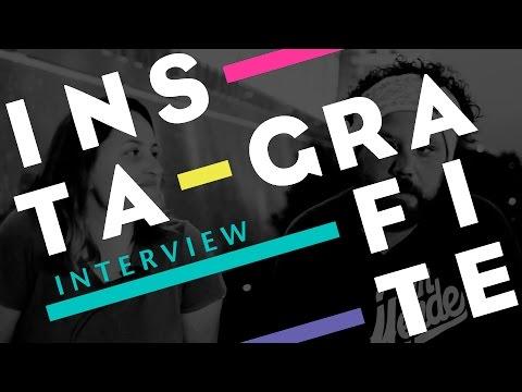 Instagrafite | Interview | 2016