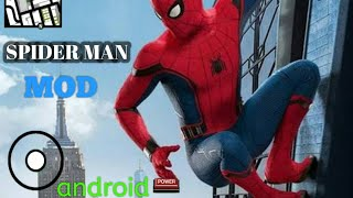 SPIDER MAN    SKIN+POWER    MOD GTA SA ANDROID    ONLY 8MB    NO IMPORT   
