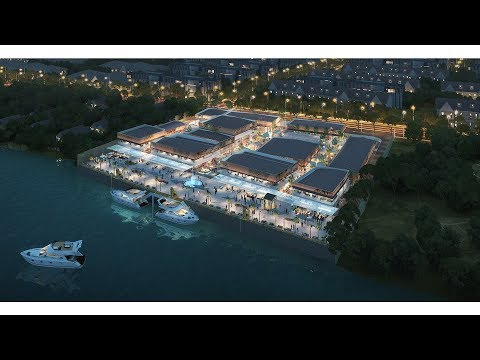 WB Arena: New Riverside Entertainment Complex – Opening 2018