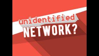 Tutorial Cara mengatasi Wifi id yang identifying network