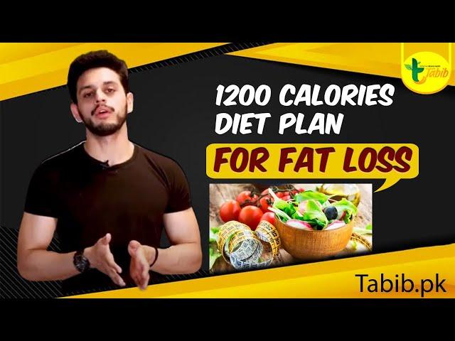 Free Belly Fat Loss Diet Plan in Urdu/Hindi By Bilal Arshad LFR Gym RWP Caloric Deficit Diet #Tabib