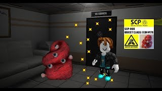 ERIC'S TOY - Roblox SCP 066