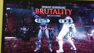 Nike делает на своём канале обзор на сайракса сектора Смоука в Mortal Kombat X 1 Kombat Pack