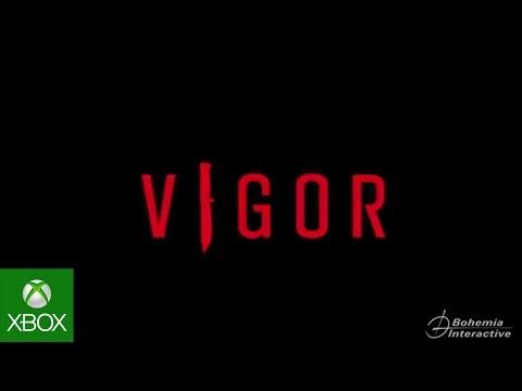 Vigor Announce Trailer