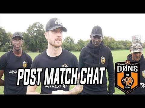 "SE DONS POST MATCH CHAT: ""Expose The Truth"""