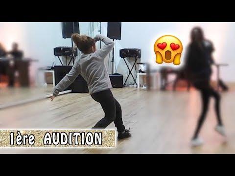 PREMIÈRE AUDITION de Jen / Family vlog