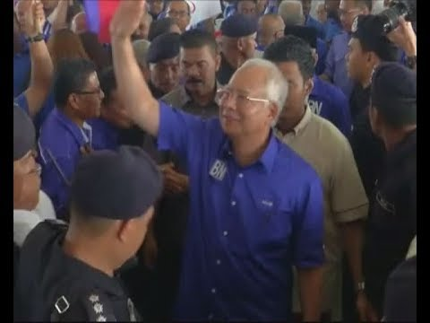 #MalaysiaMemilih: Majlis ramah mesra Perdana Menteri bersama warga Jerantut