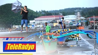 Typhoon Quinta's strong winds hit Oriental Mindoro like 'Tisoy': governor | TeleRadyo