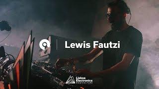 Lewis Fautzi @ Lisboa Electronica 2018 (BE-AT.TV)