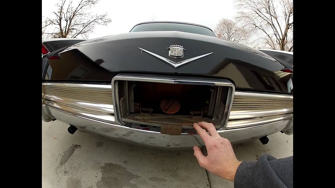 1964 Cadillac Deville Airbags Youtube