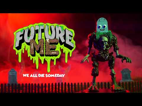 "Alex Pardee's ""Future Me"" Vinyl Toy Comes to Kickstarter on Halloween"