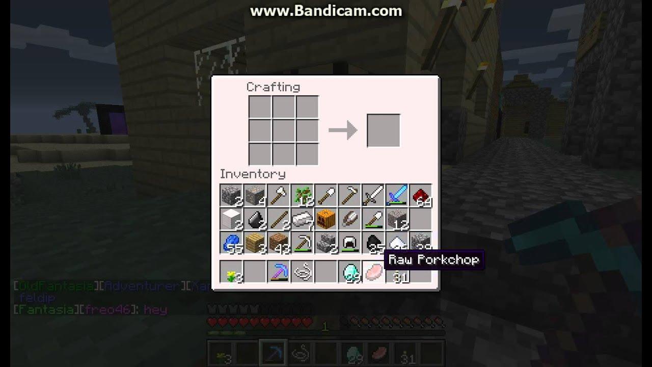 minecraft how to make a torch a lantern