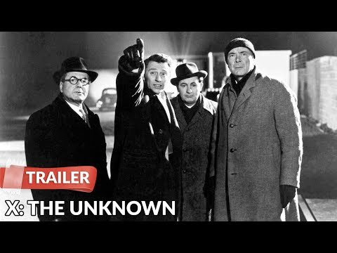 X The Unknown 1956 Trailer | Dean Jagger