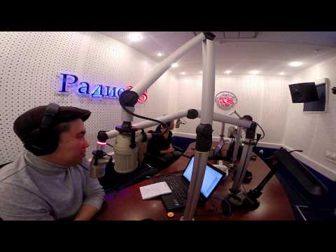 Da-Rin's interview on Radio NS, Almaty, Kazakhstan