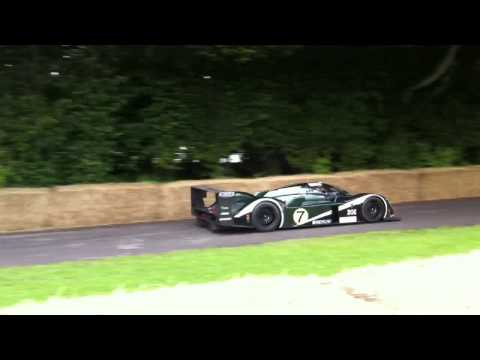 217mph Bentley Speed 8  Le Mans winner driven