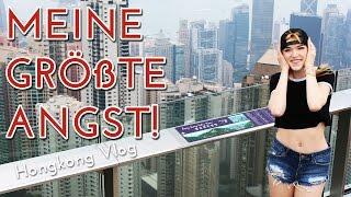 MEINE GRÖßTE ANGST - Hongkong VLOG ♥ Anny Aurora