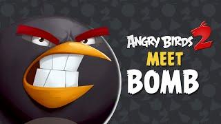 Angry Birds 2 Meet Bomb Explosive Temper