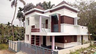#New House for sale in Cochi Ernakulam 5cent 1850sqft 4bhk-PLAN Inside
