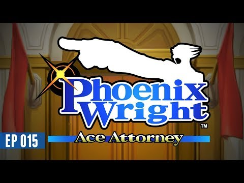 Phoenix Wright: Ace Attorney (3DS) #15 ~ Turnabout Samurai - Day 2, Trial (1/2)