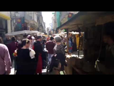 Monforte celebra su XVII Feria Medieval