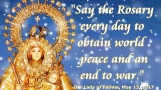 Awit sa Ina ng Santo Rosaryo