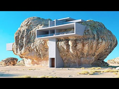 15 Most Unusual Houses In The World