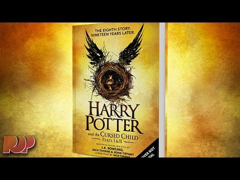 8th Harry Potter Book DETAILS - Harry Potter And The Cursed Child