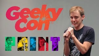 Jon Cozart One Man Show (GeekyCon 2015)