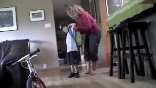 Kid BMX ! Tương lai trở thành cao thủ xe đạp địa hình