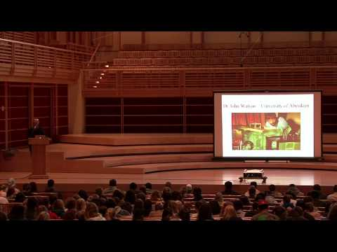 Living in a Changing World - April 24, 2013 - Provost Andrew Rogerson