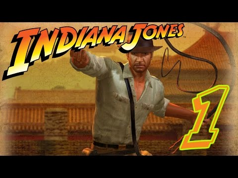 Indiana jones and the emperor's tomb №1 ● Приключения начинаются!
